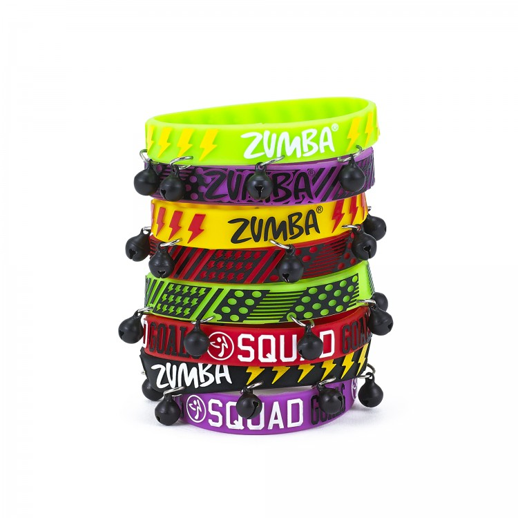 Da Basement Party Rubber Bracelets 8Pk
