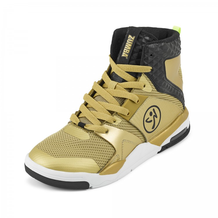 Zumba Air Stud - Gold