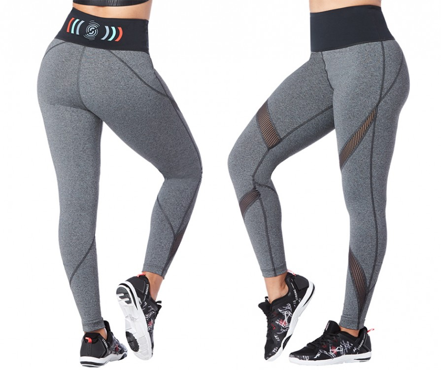 Crushin It High Waisted Ankle Leggings