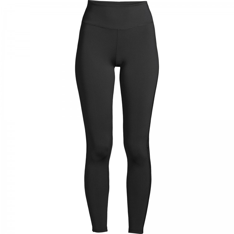 Active High Waisted Side Panel Leggings