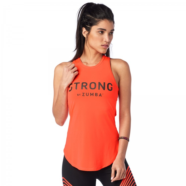 Squat Sweat Sync Tight Tank