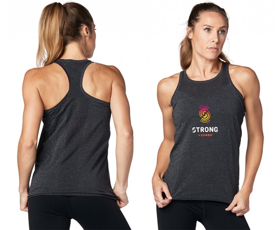 Strong By Zumba Seamless Tank