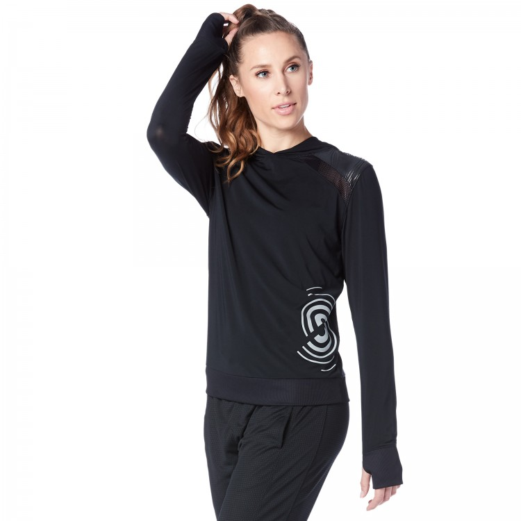 Torch & Tone Long Sleeve Pullover