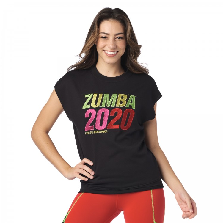 Zumba 2020 Open Back Top
