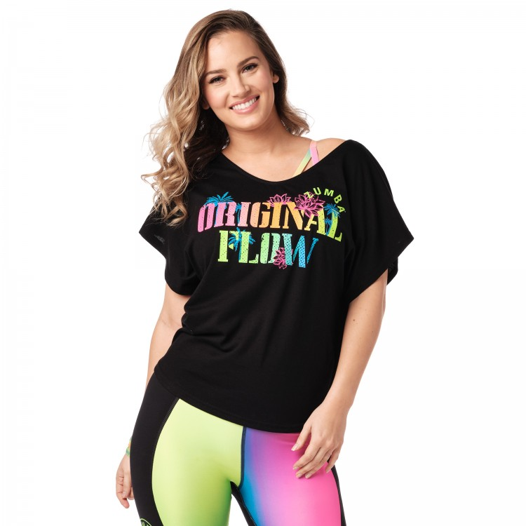 Zumba Original Flow Top