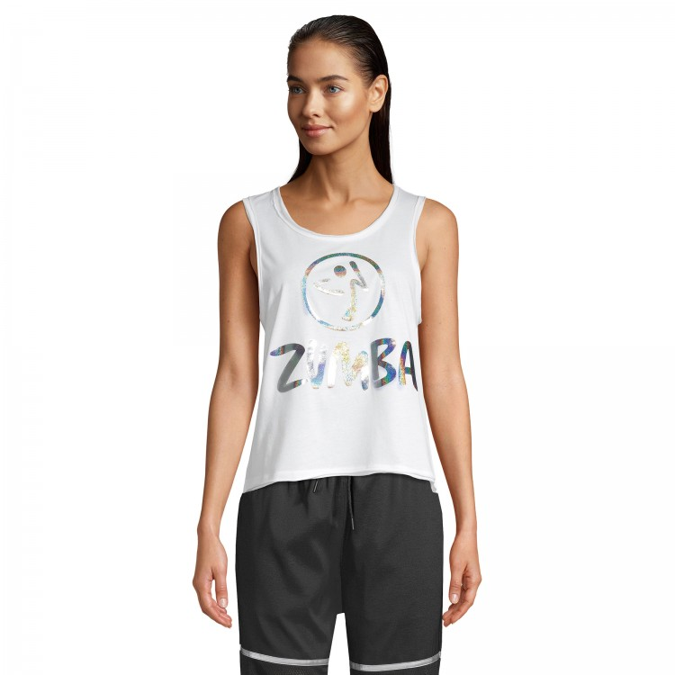 Zumba Legend Loose Tank