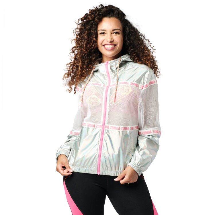 Zumba Vibes Zip-Up Jacket