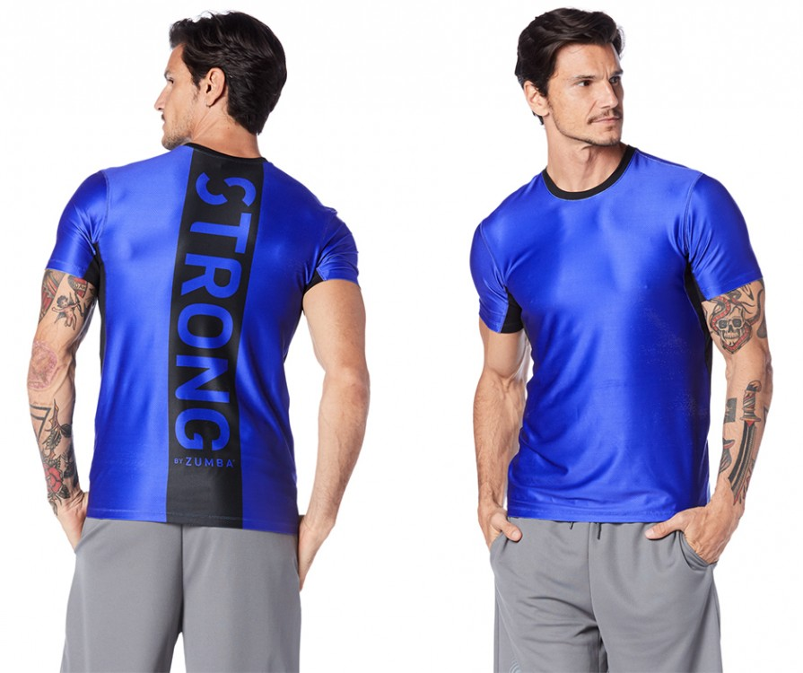 Get Amped Men s Performance Top