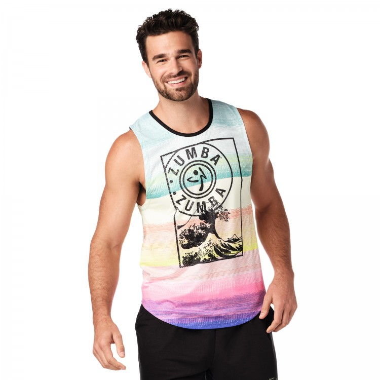 Zumba Original Flow Men s Tank