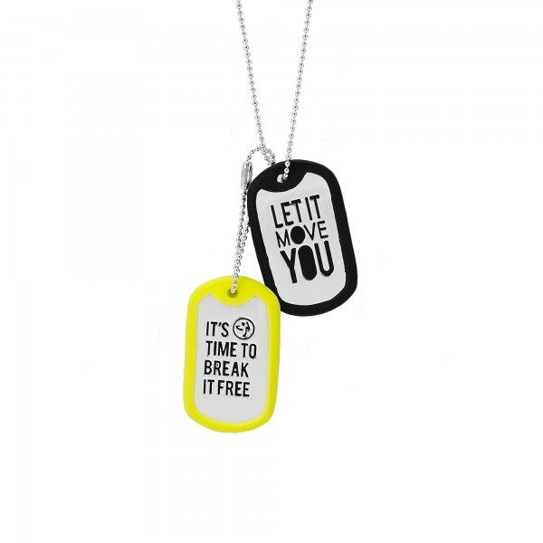 Break Free Dog Tags