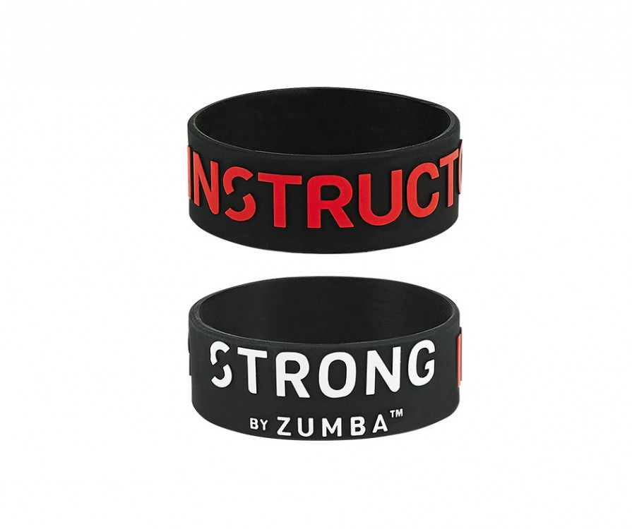Strong By Zumba Instructor Wide Bracelet
