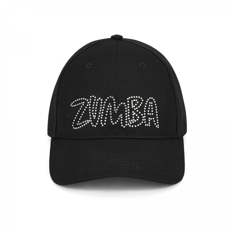Zumba Adjustable Hat With Swarovski Crystals