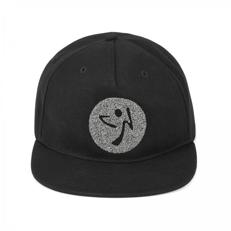 Zumba Lover Snapback Hat With Swarovski Crystals