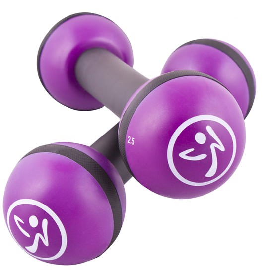 2.5lb Zumba Toning Sticks