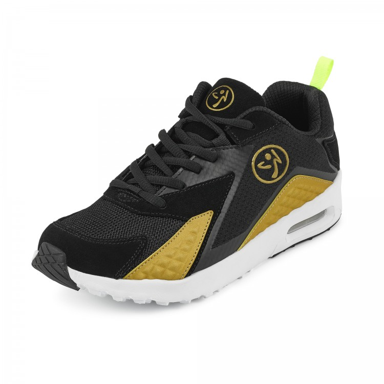Zumba Air Stud Lo - Gold
