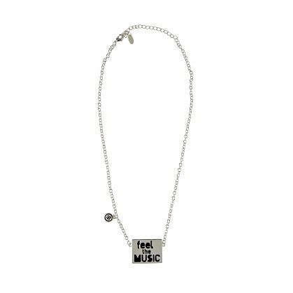 Feel the Music Necklace