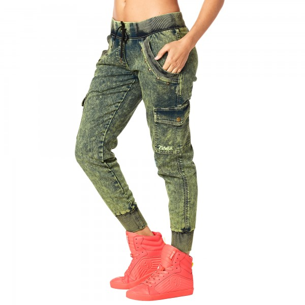 Get Wild Denim Pants
