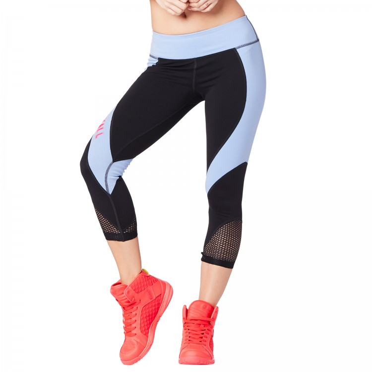 Zumba For All Crop Leggings