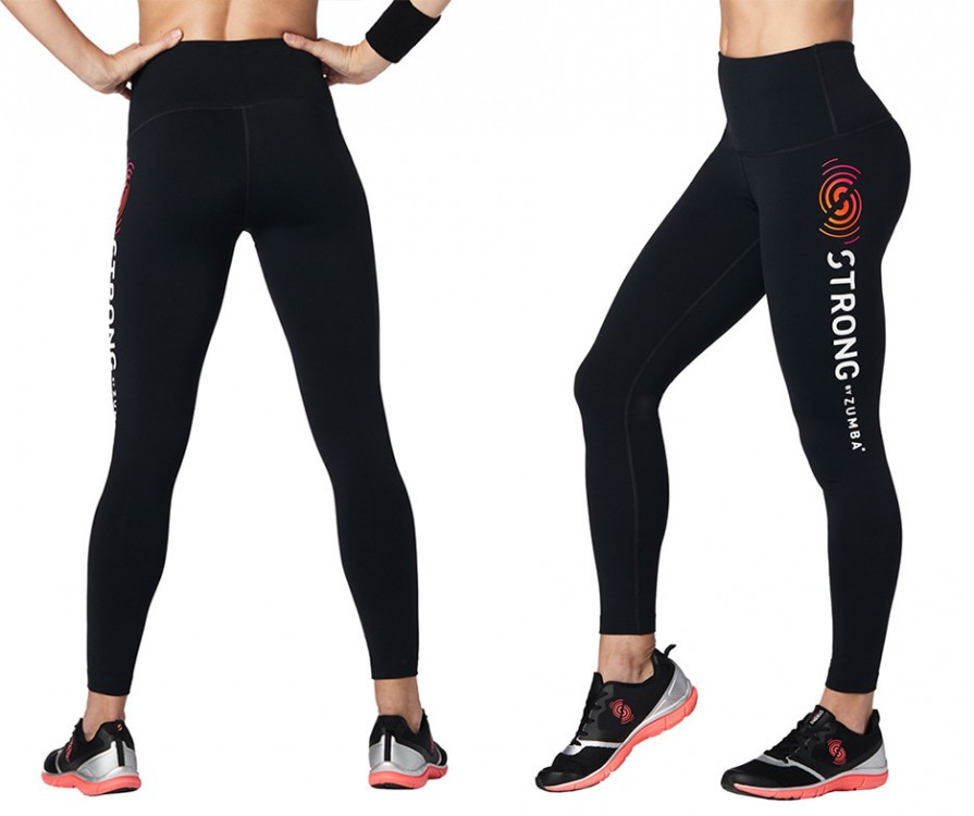 STRONG by Zumba High Waisted Leggings