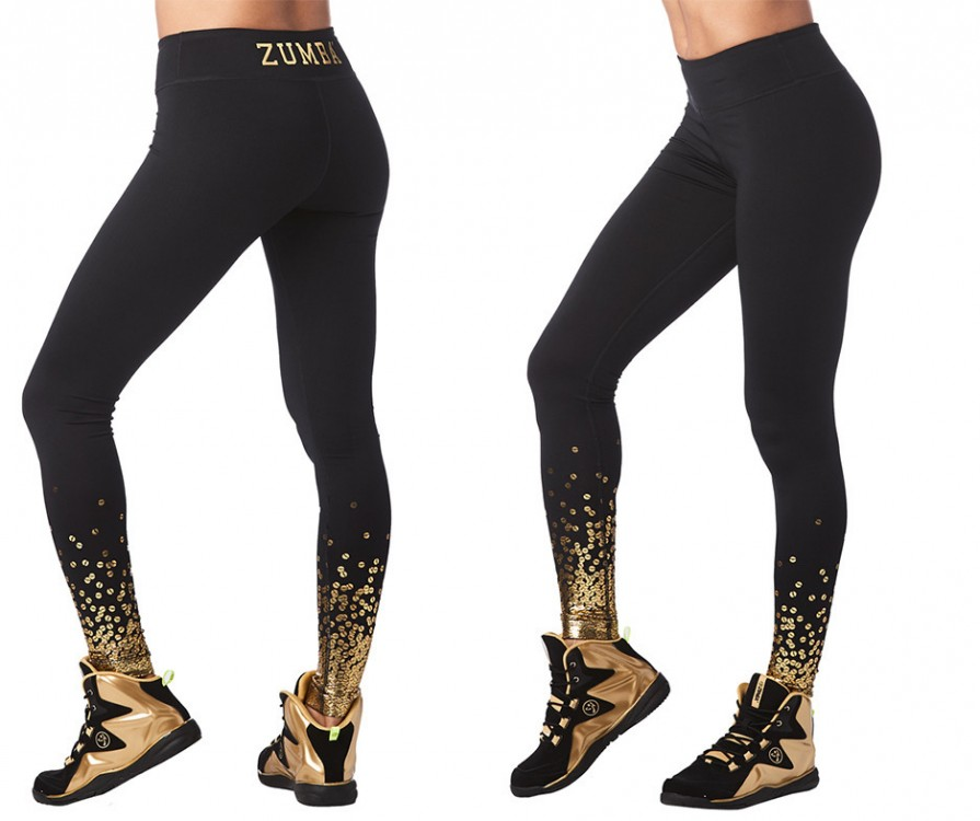 Zumba Hustler Perfect Ankle Leggings