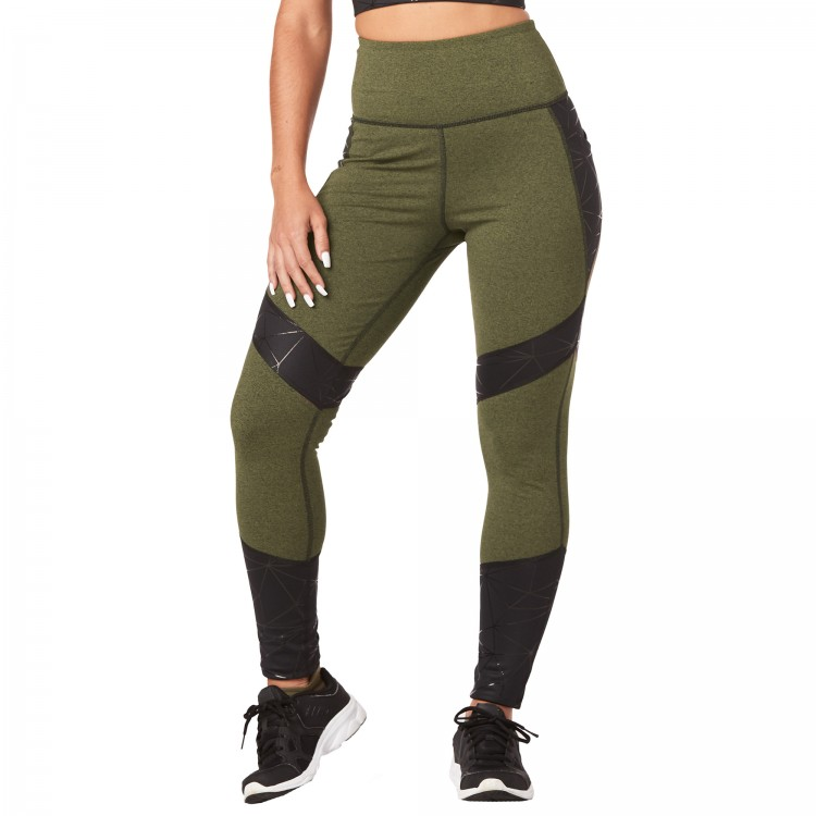 Squat & Burpees High Waisted Ankle Leggings