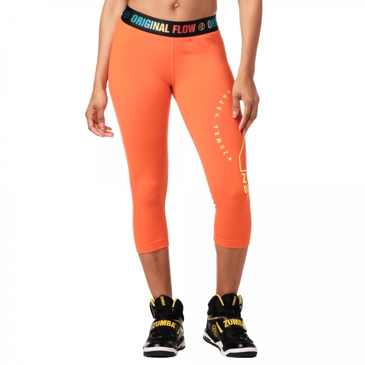 Zumba Original Flow Capri Leggings
