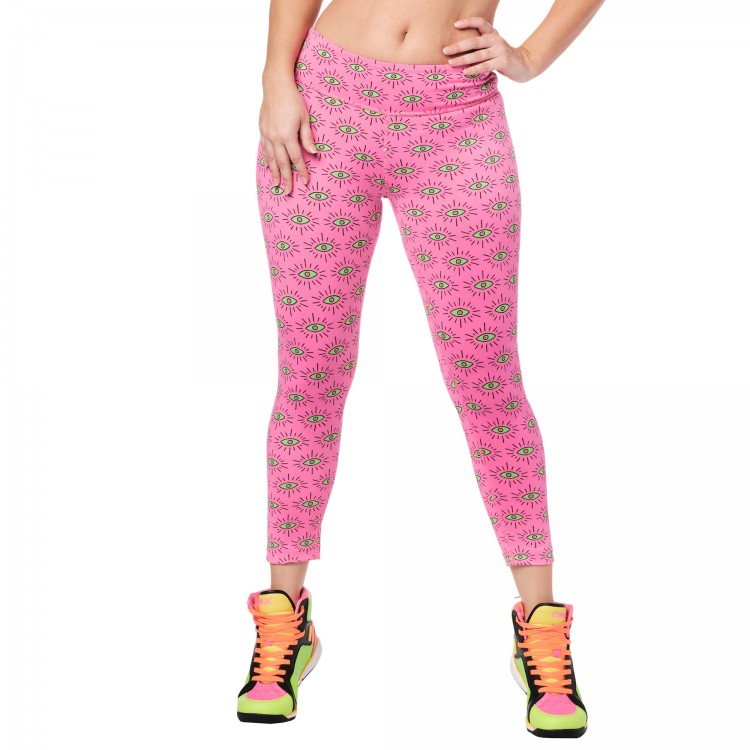 Zumba Luck Crop Leggings