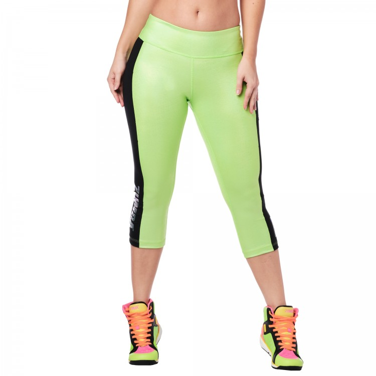 Shine Bright Crop Leggings