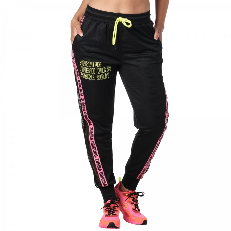 Zumba Fresh Vibes Sweatpants