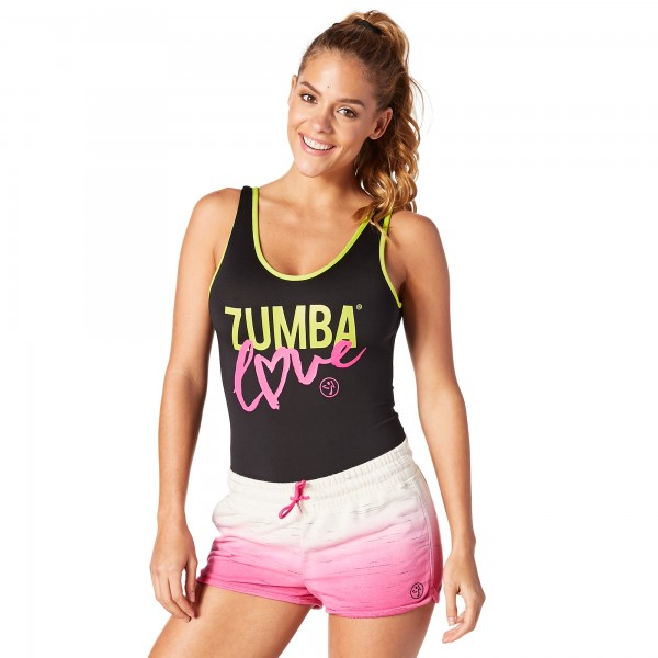 Zumba Love Bodysuit