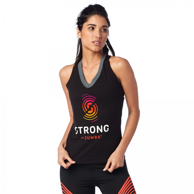 Strong By Zumba Halter Top