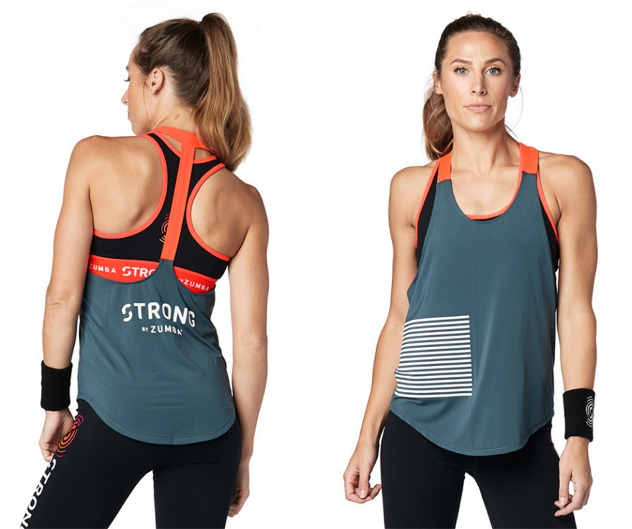 Strong By Zumba Tank