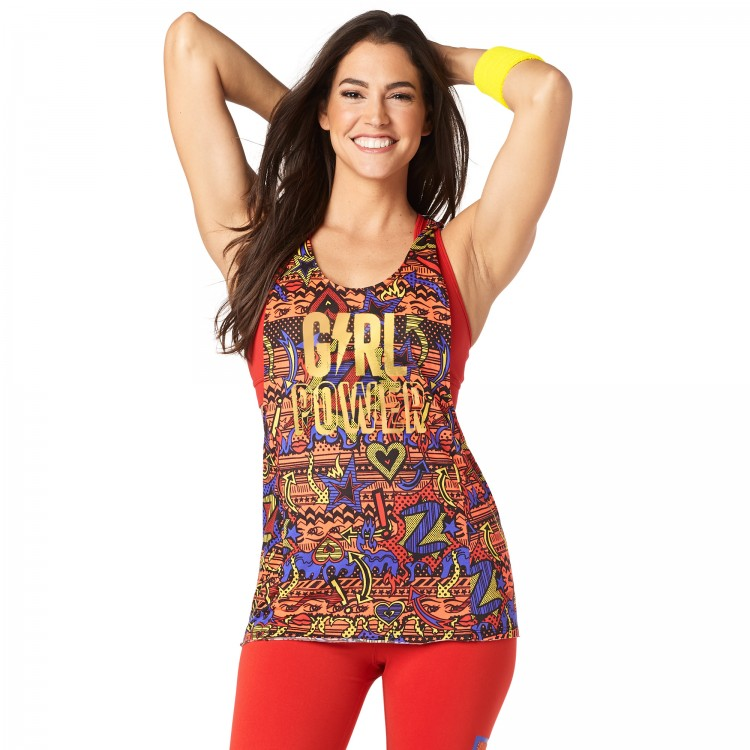 Zumba Power Top