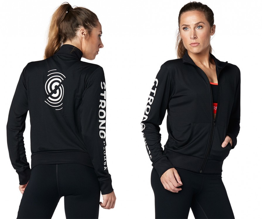 Strong By Zumba Track Jacket