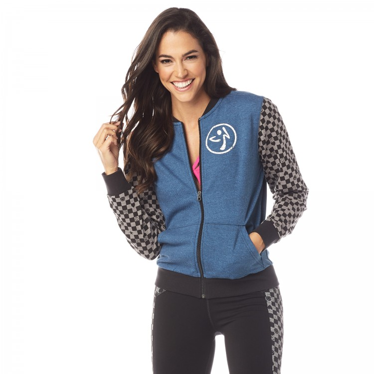 Zumba Fierce Female Jacket