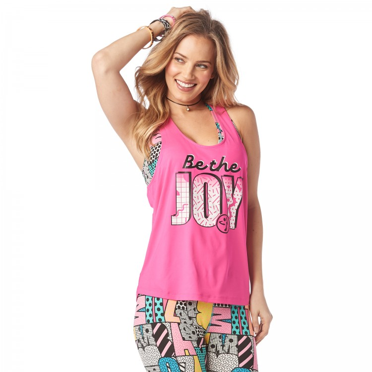 Be The Joy Loose Tank