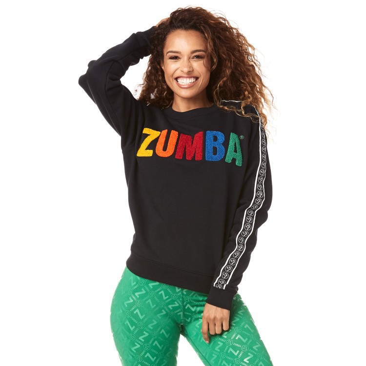 Made With Zumba Love Sweatshirt