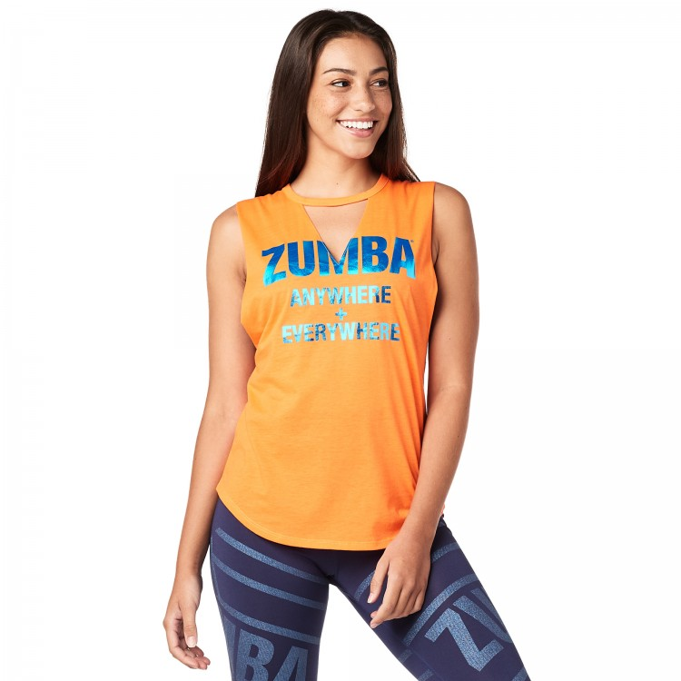 Zumba Anywhere + Everywhere Tank