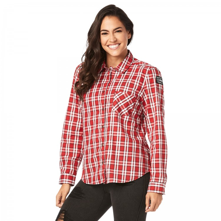 Zumbito Button Down