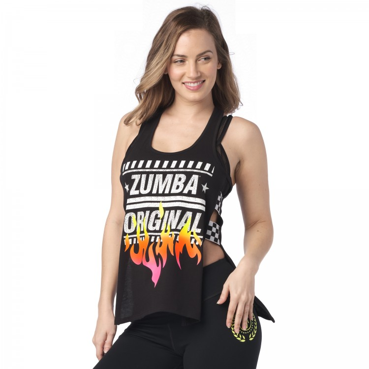 Zumba Original Side Open Tank