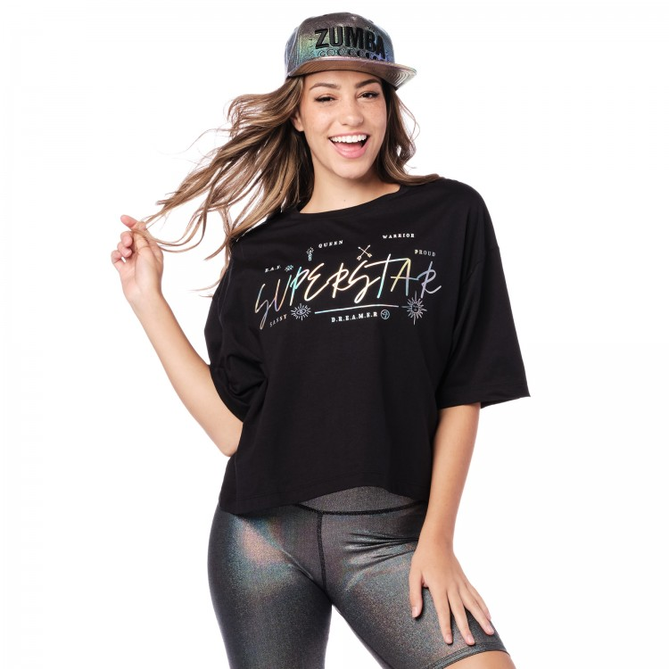 Zumba Superstar Top