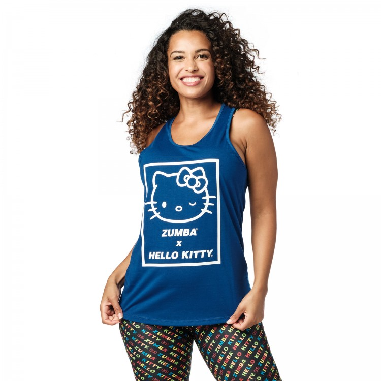 Zumba X Hello Kitty Tank