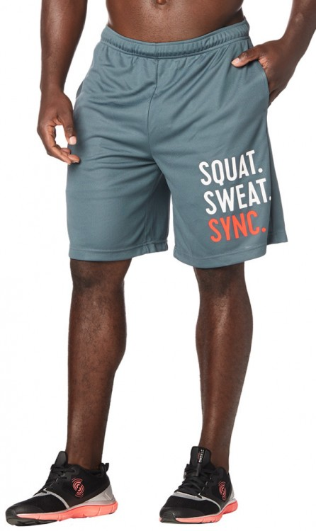 Squat Sweat Sync Basketball Shorts