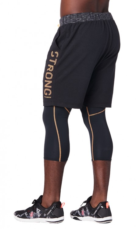 Squat Sync Sweat Men s Crop Leggings