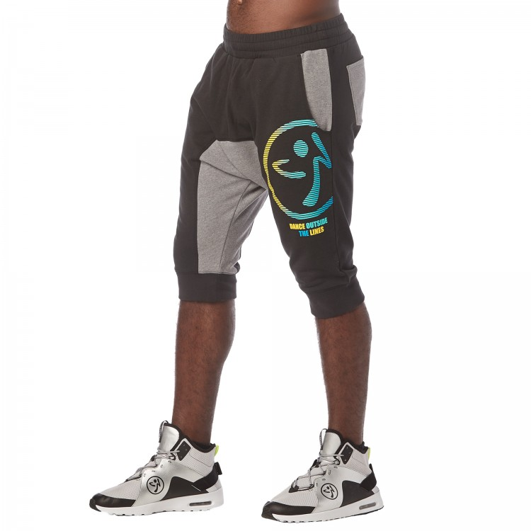 I Want My Zumba Capri Harem Pants