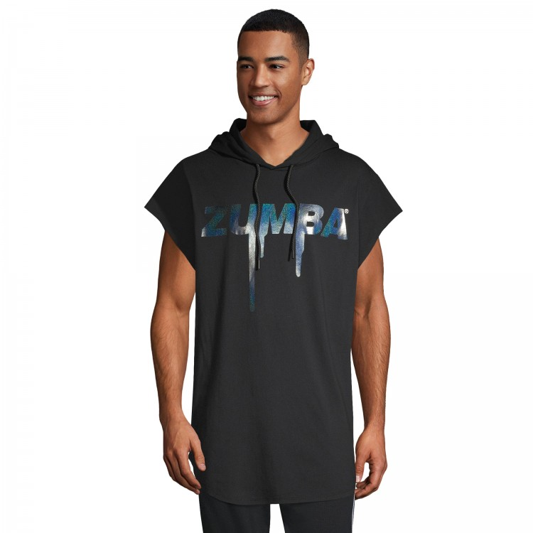 Zumba Legend Mens Hooded Tee