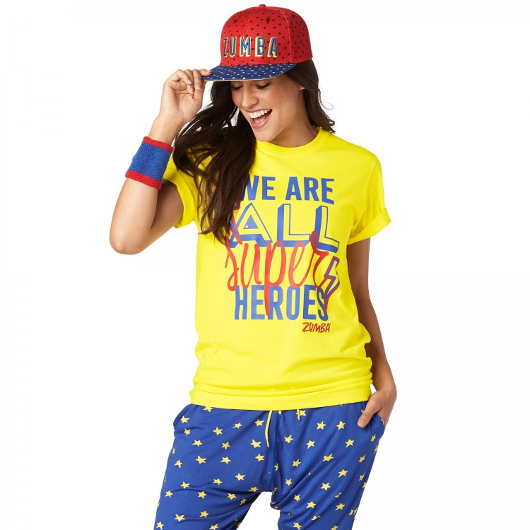 Everyone Is A Superhero Tee