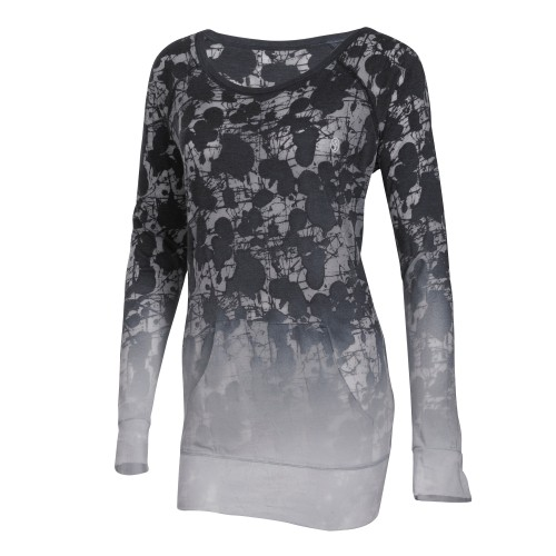 Edgy Long Sleeve Top