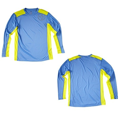 Men s Long Sleeve Warm-Up Tee